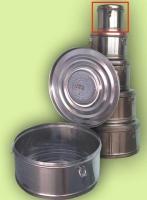 Бикс медицинский стерилизационный с фильтром КСКФ-3