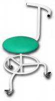 Cтул медицинский с подставкой для ног СВПС