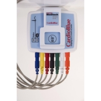 Фрагментарный холтеровский монитор ЭКГ CardioBlue (Bluetooth)