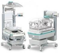 Гибридный инкубатор для новорожденных Atom Dual Incu i