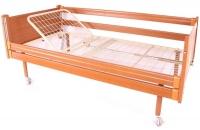 Кровать медицинская 2 секции деревянная OSD-93