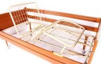 Кровать медицинская 3 секции деревянная OSD-94