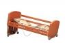 Кровать медицинская 4 секции деревянная с электроприводом «SOFIA ECONOMY» OSD-91EV