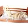 Кровать медицинская деревянная с электроприводом OSD«SOFIA»-90 CM