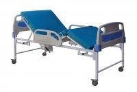 Кровать медицинская функциональная КФ-4 ЛЮКС