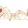 Кровать медицинская металлическая 4 секции с электроприводом OSD-91V