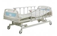 Кровать с электроприводом и регулировкой по высоте 4-секционная OSD-B02P