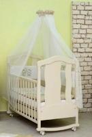 Кроватка детская ЛД 14