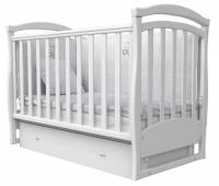 Кроватка детская ЛД 6 маятник