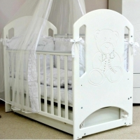 Кроватка детская ЛД 8 маятник