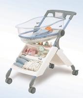 Кроватка для новорожденных Panda-Oval Baby