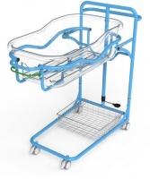 Кроватка для новорожденного NP-50