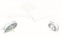 Лампа для операционной двухкупольная Klaromed plusLED 96/56 ECO