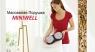 Массажная подушка Miniwell