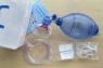 Ручной аппрат ИВЛ (мешок АМБУ) силикон с кейсом