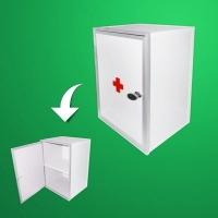 Шкаф для хранения медикаментов ШД-М