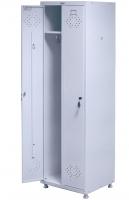 Шкаф медицинский для одежды ППШ-2ММ12-50