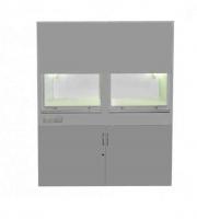 Шкаф вытяжной для лаборатории ШВ-2