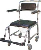 Складной регулируемый стул на колесах ПТР СТМР-110