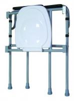 Складной стул-туалет ПТР СТС-210