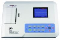 Стационарно-переносной электрокардиограф 3/12 канальный HEACO ECG300G