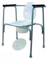 Стул-туалет стальной регулируемый ПТР СТ-110