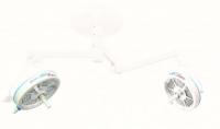 Светильник операционный 2 купольный plus LED 96/56 ECO