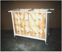 Тележка для транспортировки грязного белья ТГБ