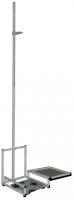 Весы медицинские электронные с ростомером РПВе-2000